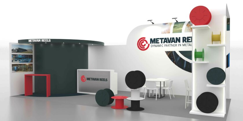 Metavan attends Wire in Düsseldorf again